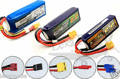 Rc Battery Pack 3s 11 1v 2200mah Lipo Helicopter Airplane Car Turnigy Batteries