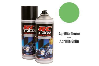 RC Car Colours - Lexan Spray Aprillia Grün 150ml (6.60 Euro pro 100 ml)