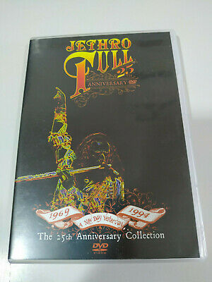 Jethro Tull A New Day Yesterday 1969-1994 - 25Th Anniversary Collection - Dvd Am