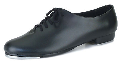 Value Tapper Oxford Tap Shoe Adult Sizes Black New