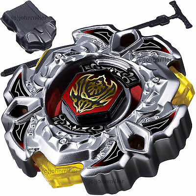 Beyblade Variares D:D Metal Fury 4D STARTER PACK w/ Launcher & Ripcord