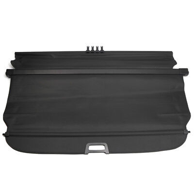 For Jeep Compass 2011-2013 Black Rear Trunk Retractable Cargo Luggage Cover