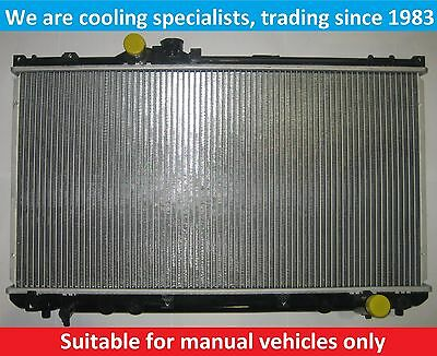 Brand New Radiator Lexus Is200 2.0 Petrol 1999 To 2005 For Manual Vehicles