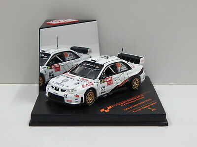 1:43 Subaru Impreza WRC07 - Rally of Great Britain 2010 (M.Ostberg/J.Andersson)