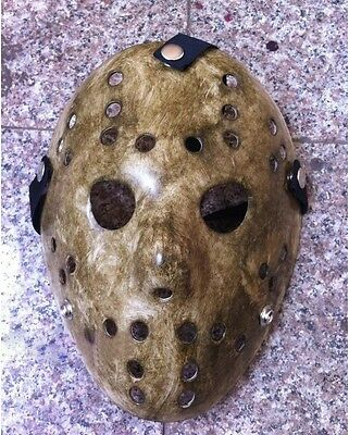 New Cosplay Make Old 2 Delicate Jason Voorhees Freddy Hockey Festival Party Mask