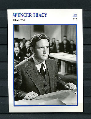 Starkarte -  Spencer Tracy   (AB-1)