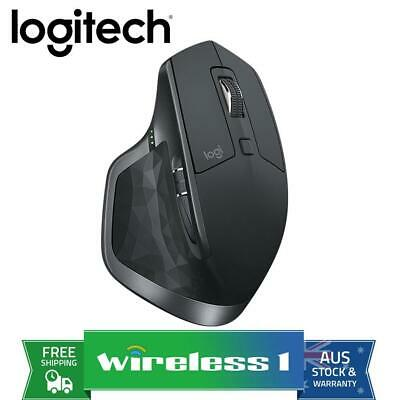 Brand New Logitech MX Master 2S Wireless Mouse Graphite
