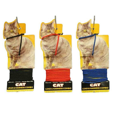 Coastal Cat Lead & Harness Combo Direct From Manufacture