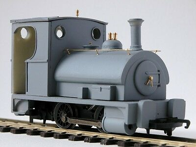 On30 7mm 'Thor' Saddle tank resin kit - Smallbrook studio - free post
