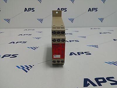 05-101// Omron G9S-2002 Safety Relay Unit [Used/fast]