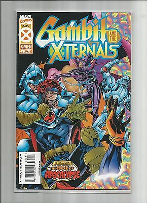 Gambit And The X-Ternals #3 (9.2) Age Of Apocalypse