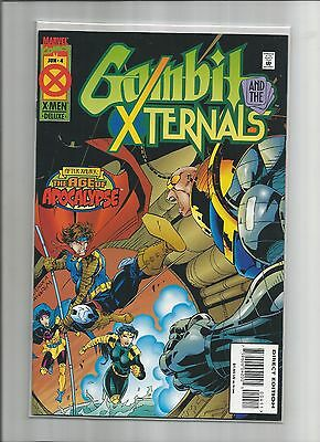 Gambit And The X-Ternals #4 (Nm) Age Of Apocalypse