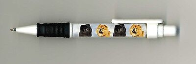 Chow Chow Dog Design Retractable Acrylic Ball Pen by paws2print