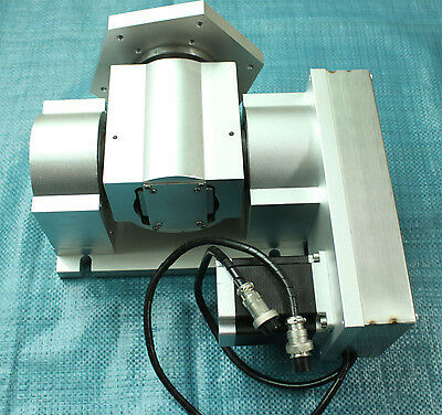 the 4th & 5th Axis CNC Router Rotational Axis A axis for the engraving machine