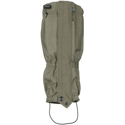 Wisport Yeti Gaiters Outdoor Walking Hiking Trekking Waterproof Protectors Olive