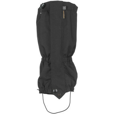 Wisport Yeti Outdoor Gaiters Hiking Trekking Waterproof Boot Protection Black