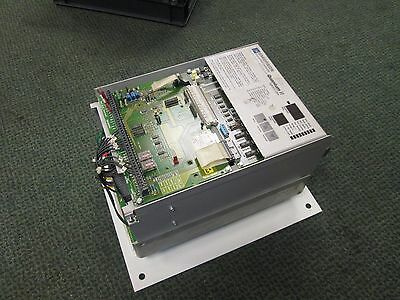 Emerson Quantum II Digital DC Drive 9500-8502 10/20HP Output: 240/500V 38A Used