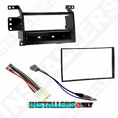CHEVROLET CAR STEREO SINGLE//DOUBLE//2//D-DIN RADIO INSTALL DASH KIT CMB 99-2011