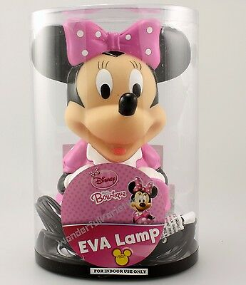 Disney Minnie Mouse Bow-tique Eva Lamp night light