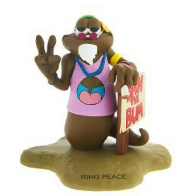 The Turds Figurines - RING PEACE - Brand NEW in Box and Log Book 2