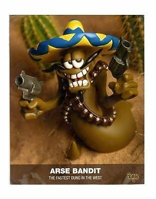 The Turds Movie Still - ARSE BANDIT - Brand NEW in SEALED PACK LIMITED EDITION 2