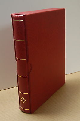 Red Lighthouse Vario-F Binder--Free Shipping!