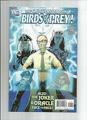 Birds Of Prey #123 (8.5) Dc Joker