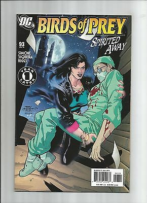 Birds Of Prey #93 High Grade (9.0) Dc