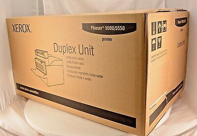 Xerox Phaser Duplex Unit (5500) Genuine New