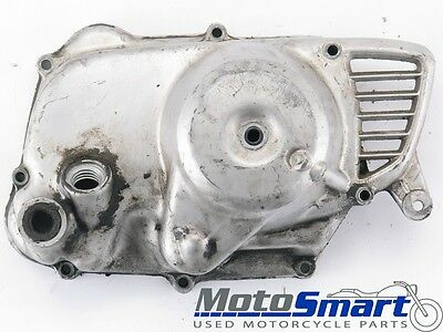 1981 Honda C70 Passport Engine Case Clutch Cover Right Side Fair Used 111948