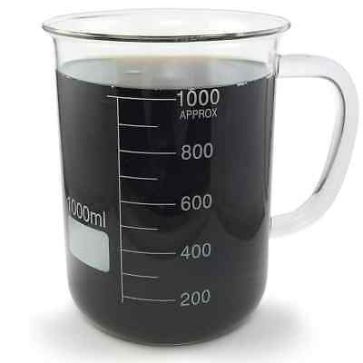 NC-13421 Bomex Beaker Mug, 1000ml. Perfect for the Coffee Lover!