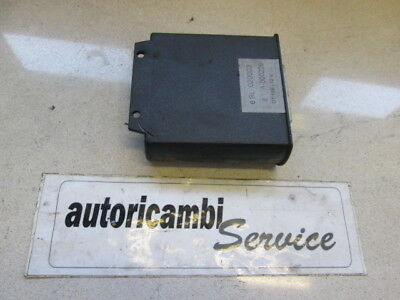 Audi A3 1.9 Diesel 5M 66Kw (1996) Ricambio Centralina Allarme Getronic 020003 A-