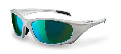 Sunwise Supreme White Sunglasses