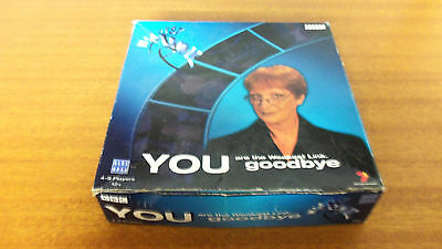 2001 Board Game - The Weakest Link - 100% Complete