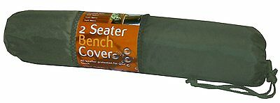 Camelot - 2 Seater Bench Cover