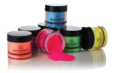 Acrylic Powder Colors - 1oz/28g (Made in USA) - Glam&Glits Nails design Part 3