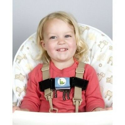 Belt Up Kidz Retrofit Safety Strap Buckle for Buggy HighChair 5 point Harness