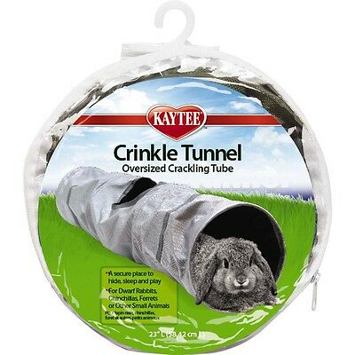 Kaytee Super Pet Crinkle Tunnel Direct from Manufacture