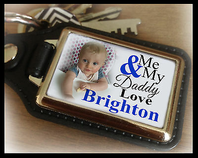 Personalised unofficial keyring, Brighton, unique birthday christmas gift