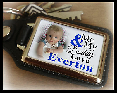 Personalised unofficial keyring, Everton, unique birthday christmas gift