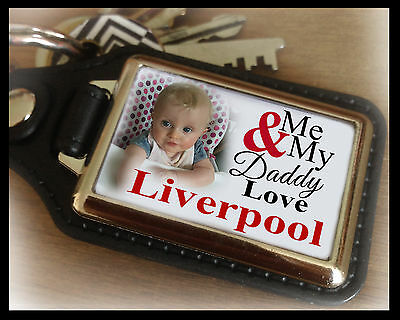 Personalised unofficial keyring, Liverpool, unique birthday christmas gift