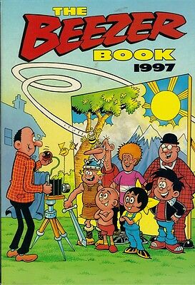 The Beezer Book Annual 1997 very good condition Comic