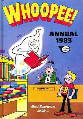 Whoopee ! Annual 1983 good condition 1980's X