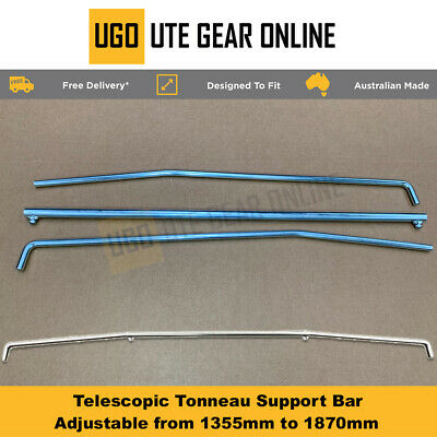 Tonneau Adjustable Support Bar