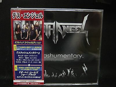 DEATH ANGEL Thrashumentary/The Bay Calls For Blood-Live In San Fra JAPAN DVD+CD