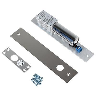 Silver DC12V 2-Line 12V Electric Magnetic Electromagnetic Lock  for Framed Doors