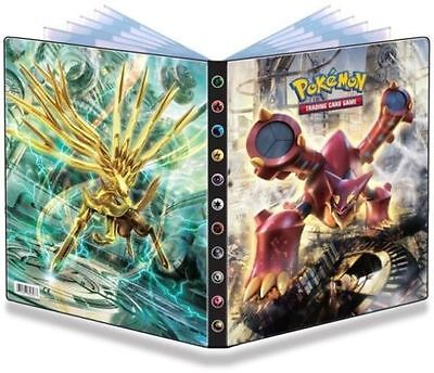 180-Card 9 Pocket Pokemon Portfolio Storage A4 Album Folder
