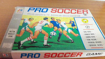 Vintage 1968 Board Game - Pro Soccer Game 100% Complete