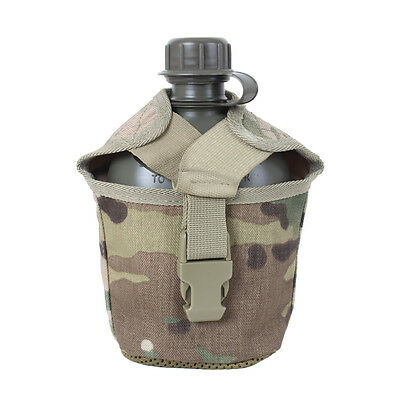 Rothco MOLLE Canteen Cover - Multicam tactical mil spec water bottle NEW