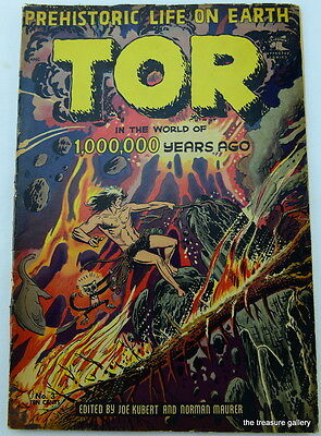 TOR in the WORLD of 1,000,000 YEAS AGO  #3 1954